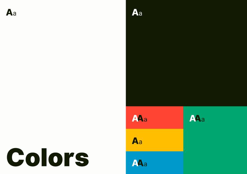 Portfolio Colors