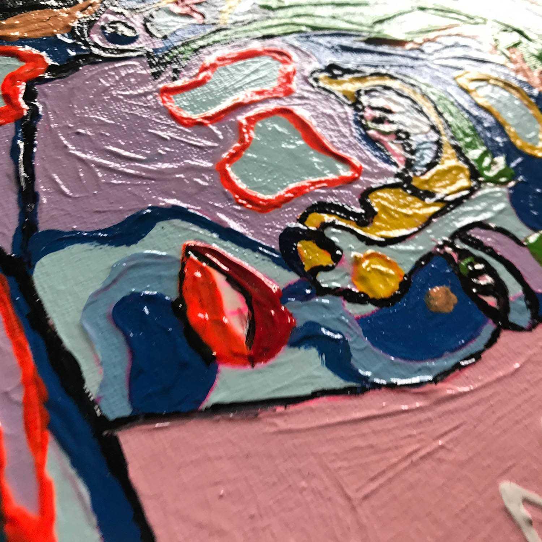 'Unisex' Original Painting