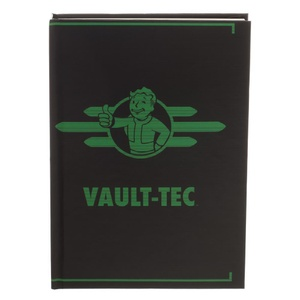 Fallout Vault-Tec Journal Gift for Gamers