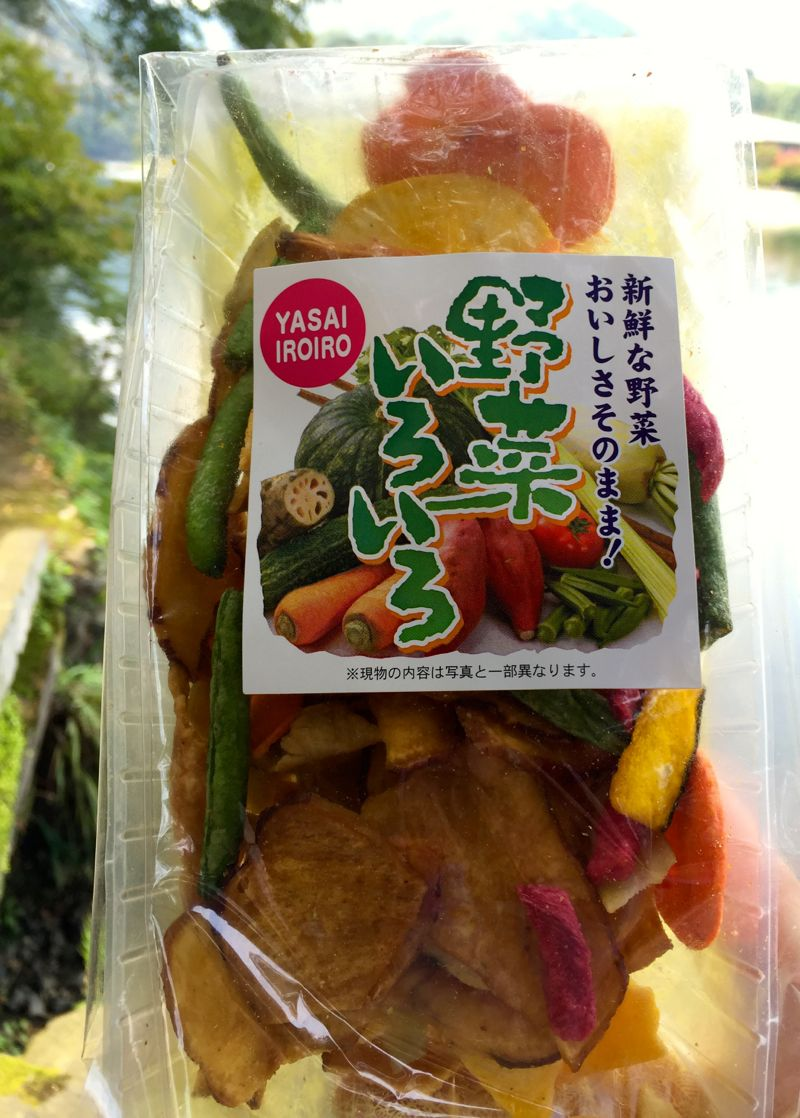 vegan snacks in Kyoto