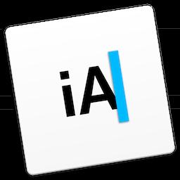 iA Writer logo