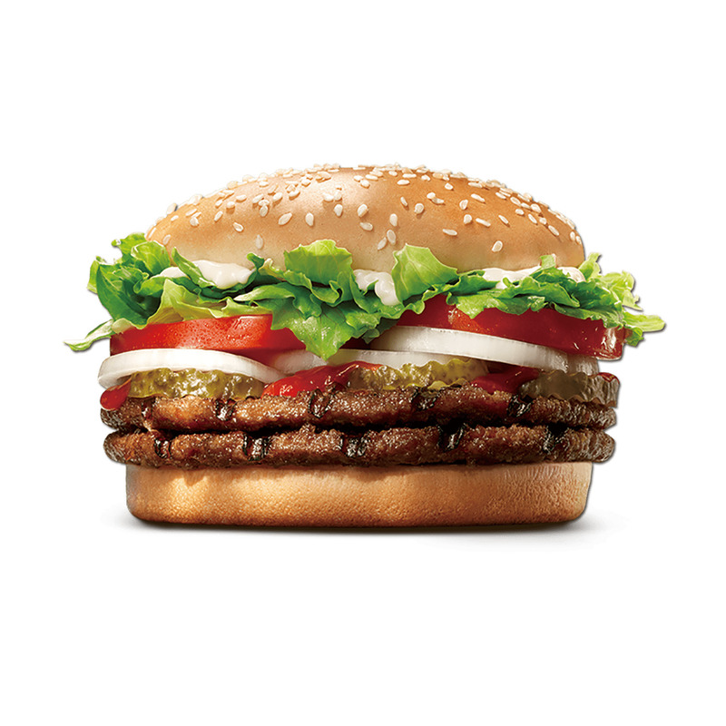 Whopper Jr. with Cheese