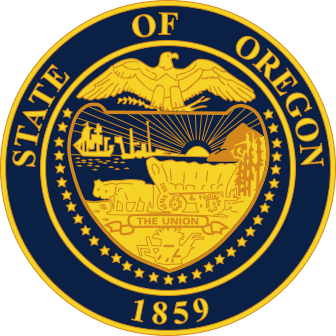 logo of State of Oregon
