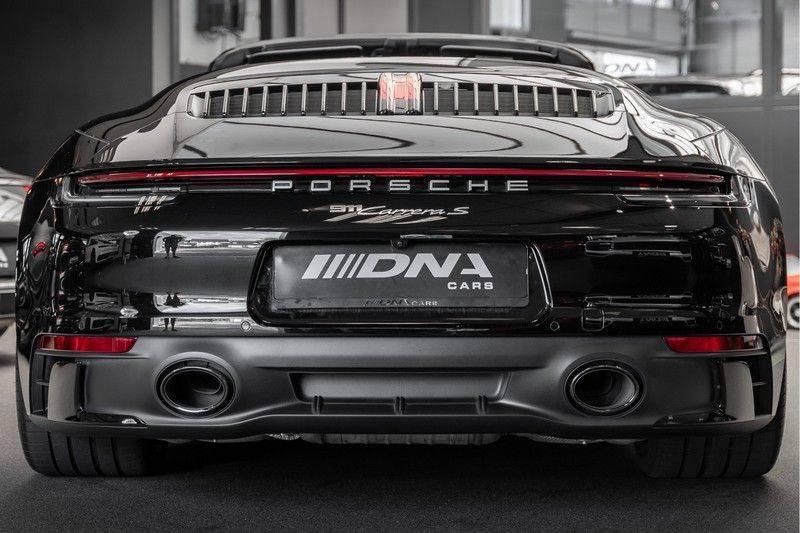 Porsche 911 992 S Cabrio Sport Design Pakket Ventilatie Led Matrix Chrono Sport Uitlaat 3.0 Carrera S afbeelding 2