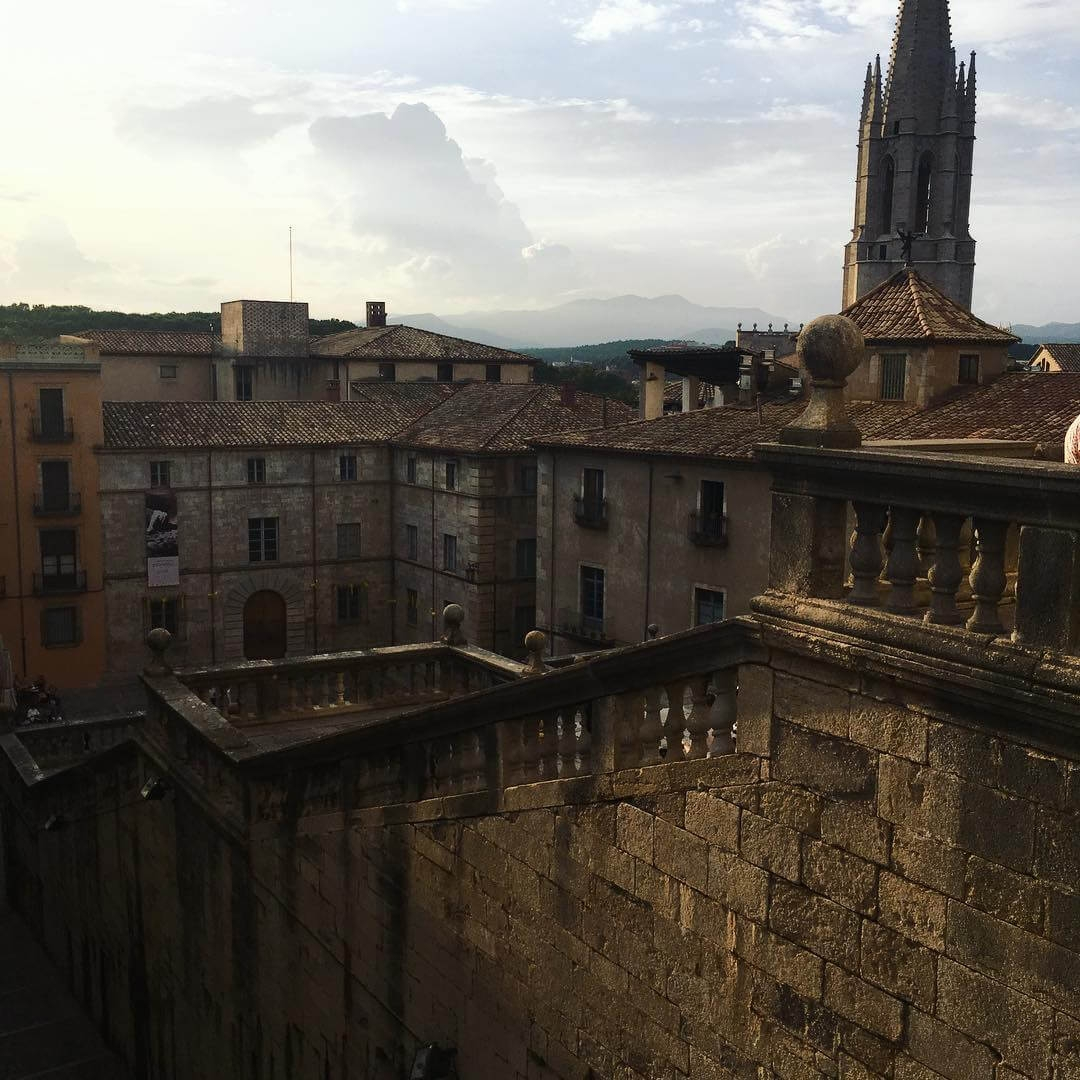 Photo of Girona Cathedral