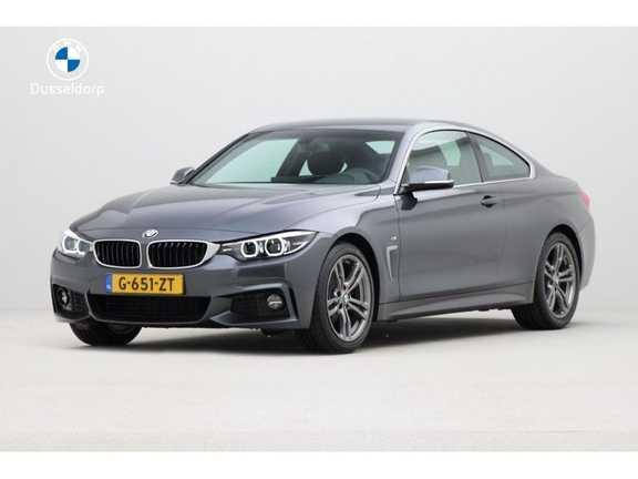 BMW 4 Serie Coupé 420i Executive M-Sport Automaat