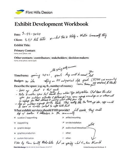 fhd concept development workbook