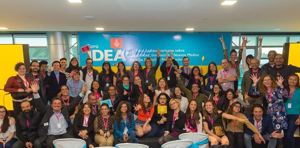 Participantes del Foro IDEA, foto por Foro IDEA