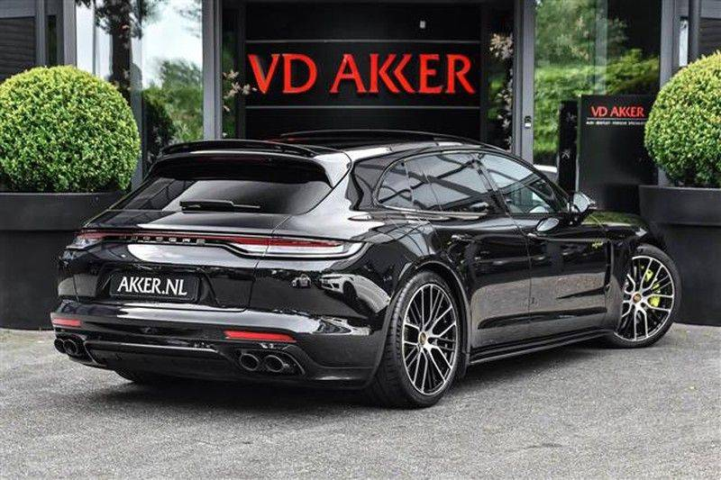 Porsche Panamera 4S E-HYBRID ST SPORTDESIGN+HEADUP+ACC NP. 180K afbeelding 2