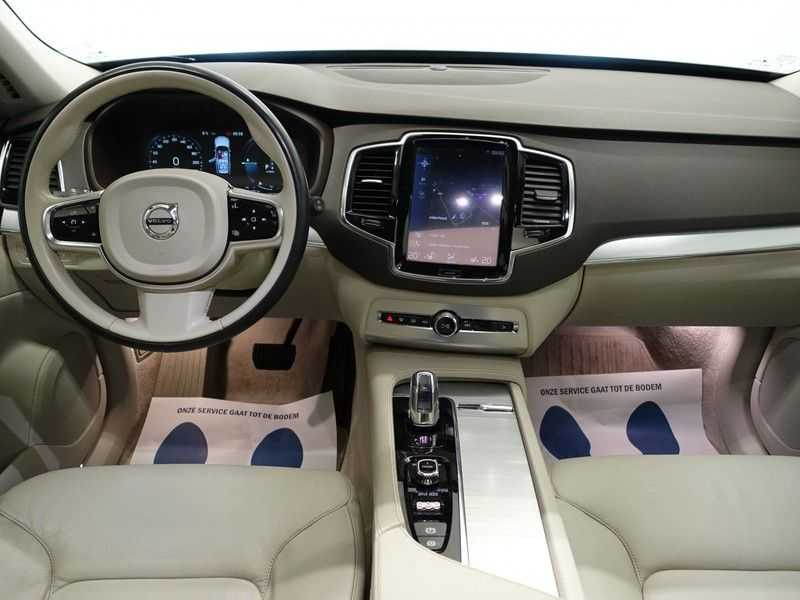 Volvo XC90 2.0 T8 Twin Engine 320pk R-Design uitv. Aut- 7 Pers, Pano, Leer, Camera, Head-up, Full! afbeelding 4