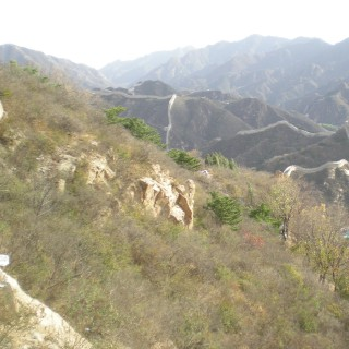 Great wall at Badaling, Beijing, China 2009