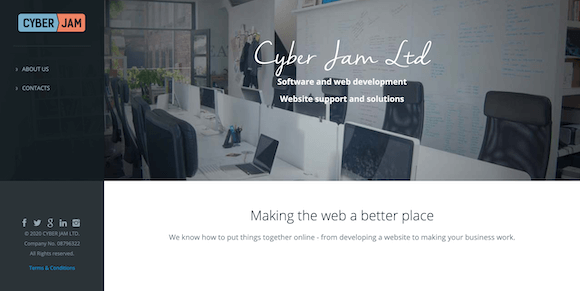 Cyber Jam Ltd Essay Writing Company Review