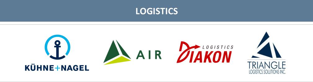 Email Signatures Logistics