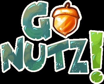 Go nutz logo