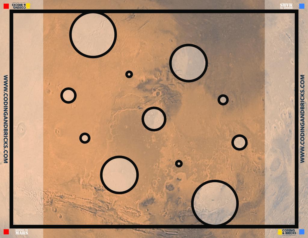 Codingandbricks Circuit Ev3 Mars