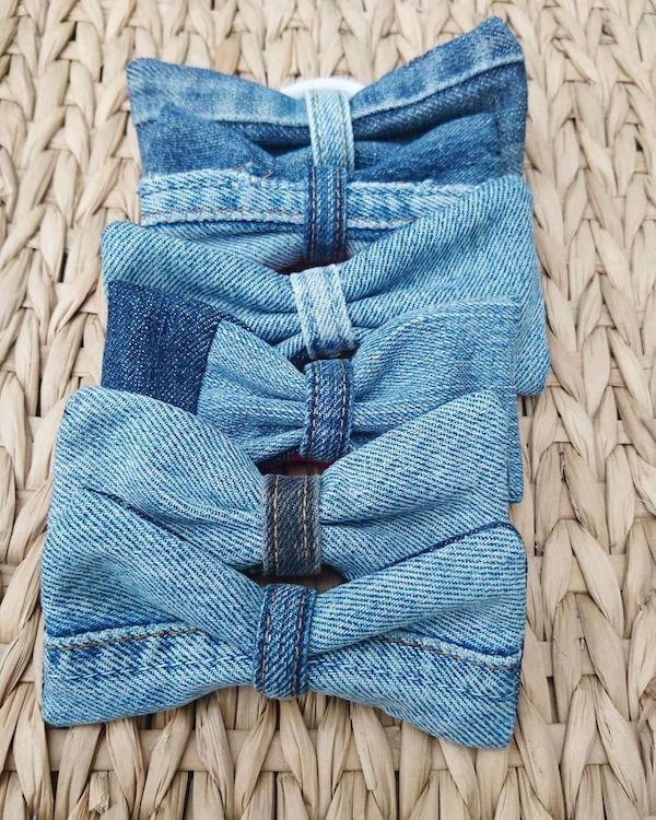 Noeuds en jean