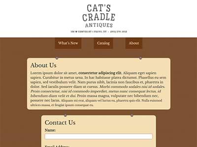 Cat's Cradle Antiques