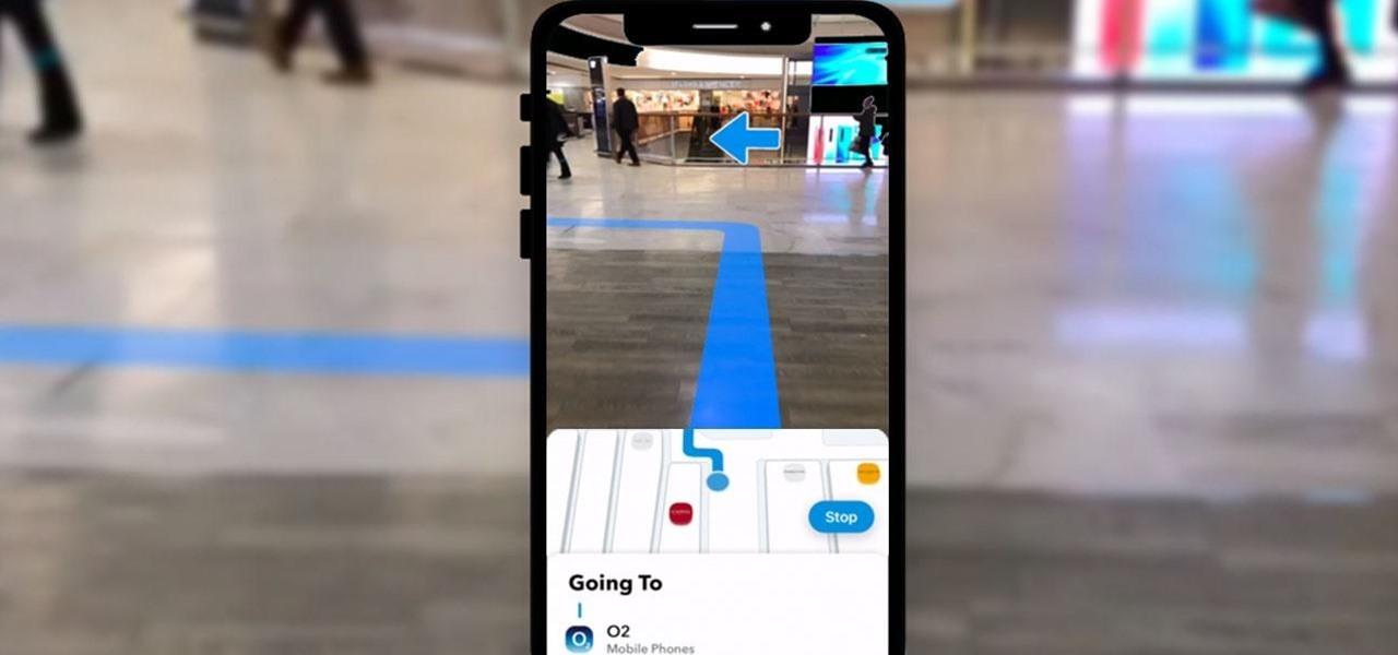 Indoor navigation App