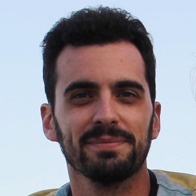 Photo of Andrés Camps