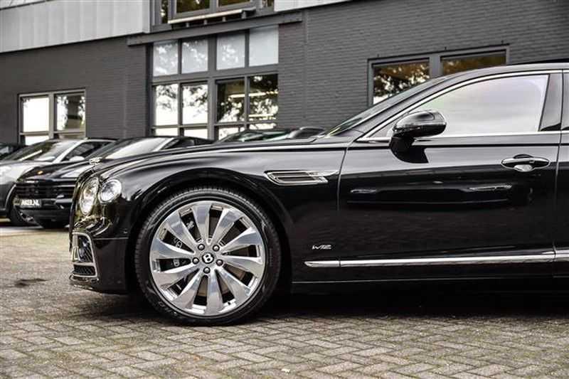 Bentley Flying Spur W12 FIRST EDITION+NAIM+MULLINER+HEADUP afbeelding 15