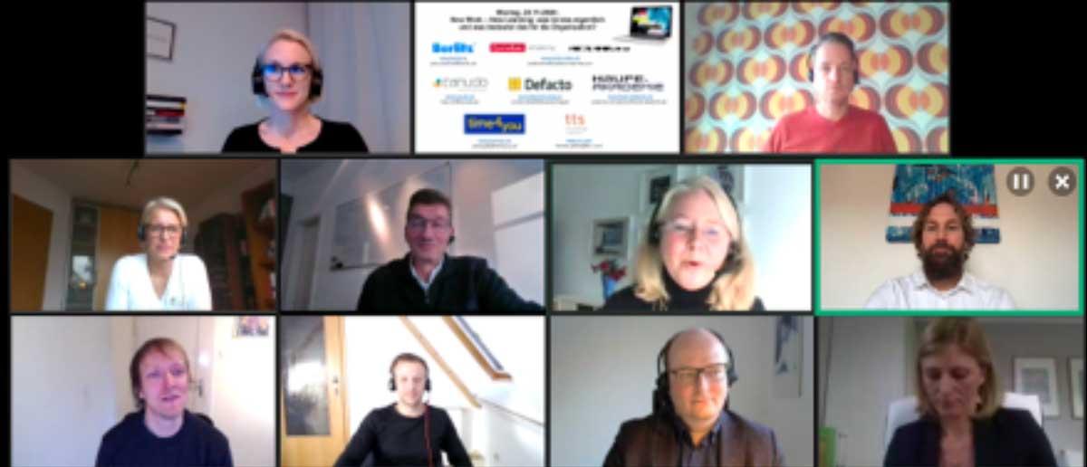 Learntec-Expertentalk mit Defacto und anderen: New Work – New Learning