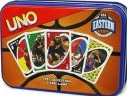 NBA All Stars Eastern Conference Uno