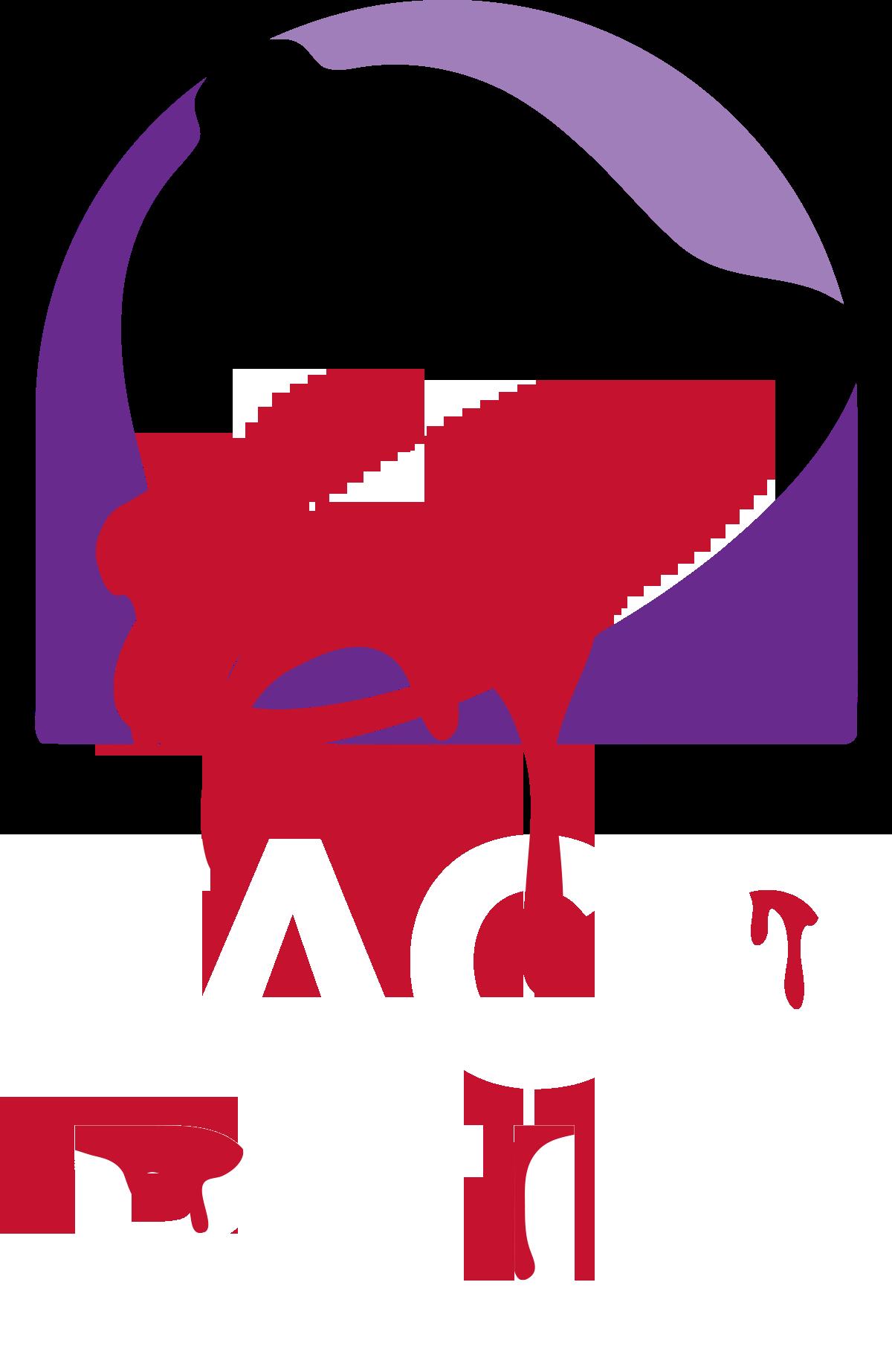Taco bell logo cruelty