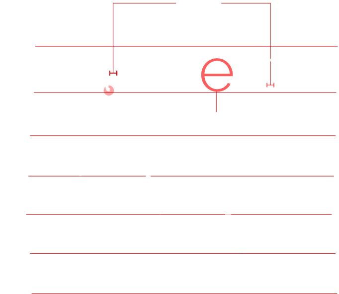 caresect typography