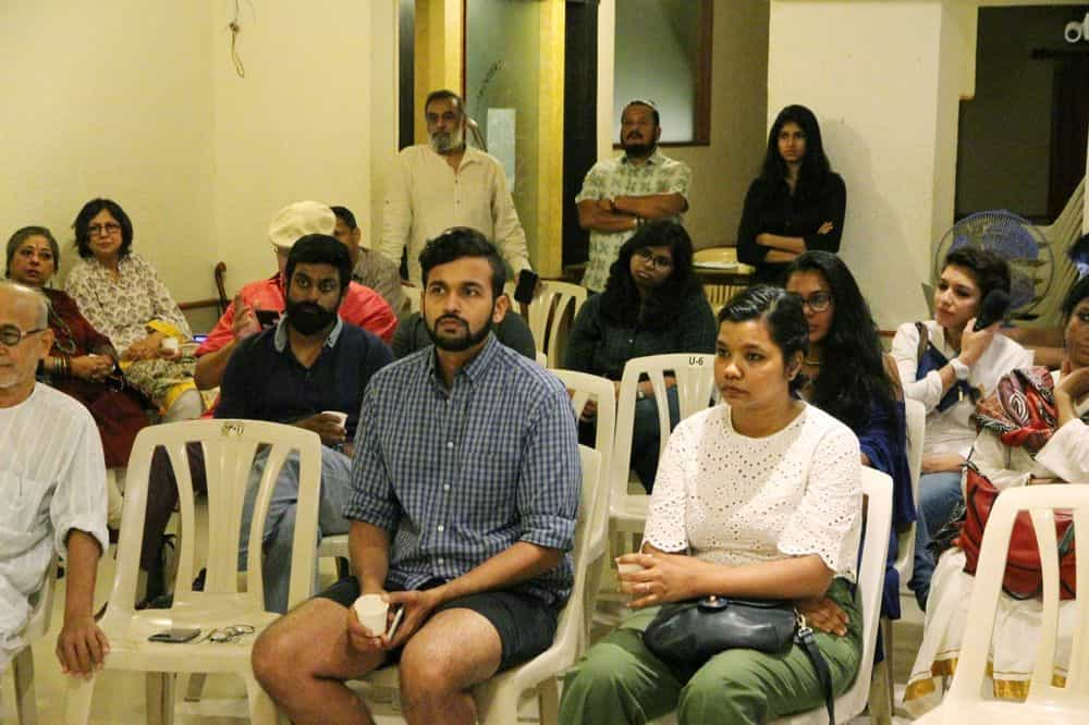 In conversation with Simpreet Singh, Limitations of Liability, Mumbai Assembly, 2017