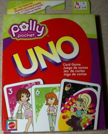 Polly Pocket Uno