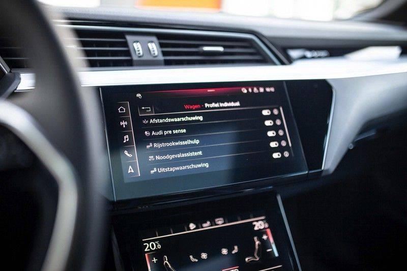 Audi e-tron Sportback 55 Quattro S Edition *Prijs Ex. BTW / Pano / B&O / Matrix-LED / Tour pakket / ACC* afbeelding 17