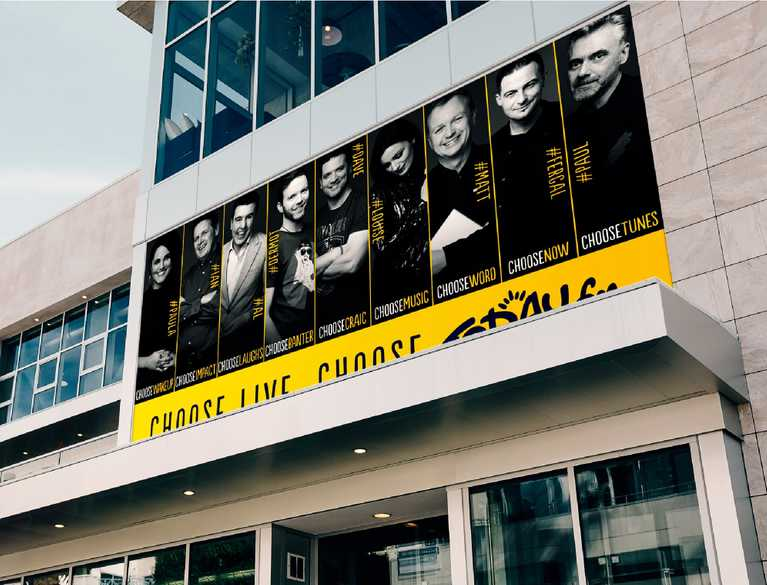 today fm advertisement on billboard