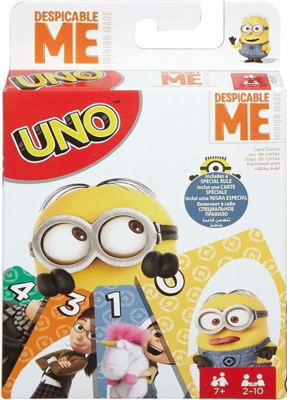 Despicable Me Uno