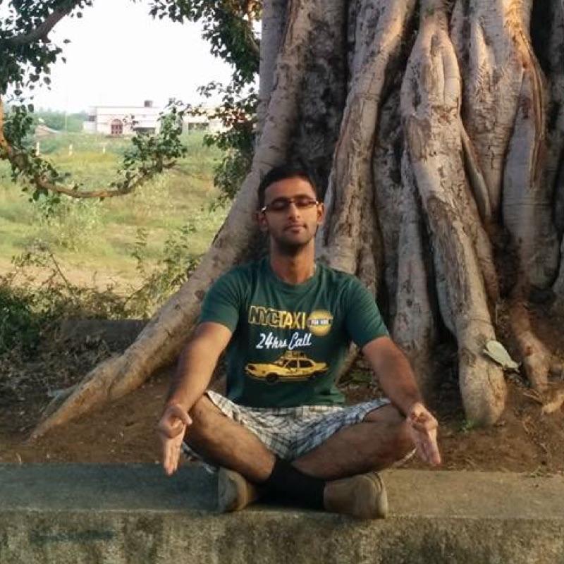 Hareessh Prabhu / Visual Designer