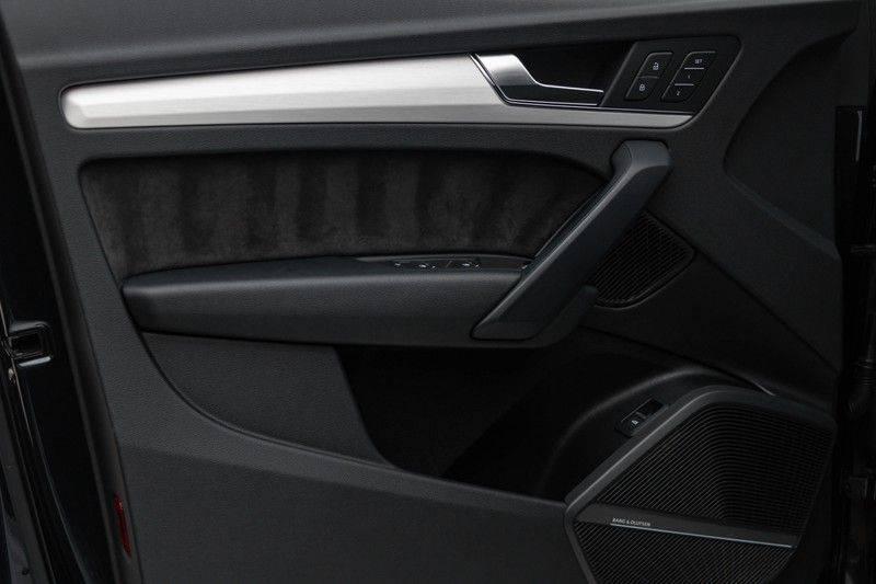 "Audi SQ5 3.0 TDI 347pk Quattro Black Edition Panoramadak Luchtvering Valconaleder B&O Keyless ACC Navi-High Matrix Camera 21""Performance Pdc Verlengde fabrieksgarantie afbeelding 14"