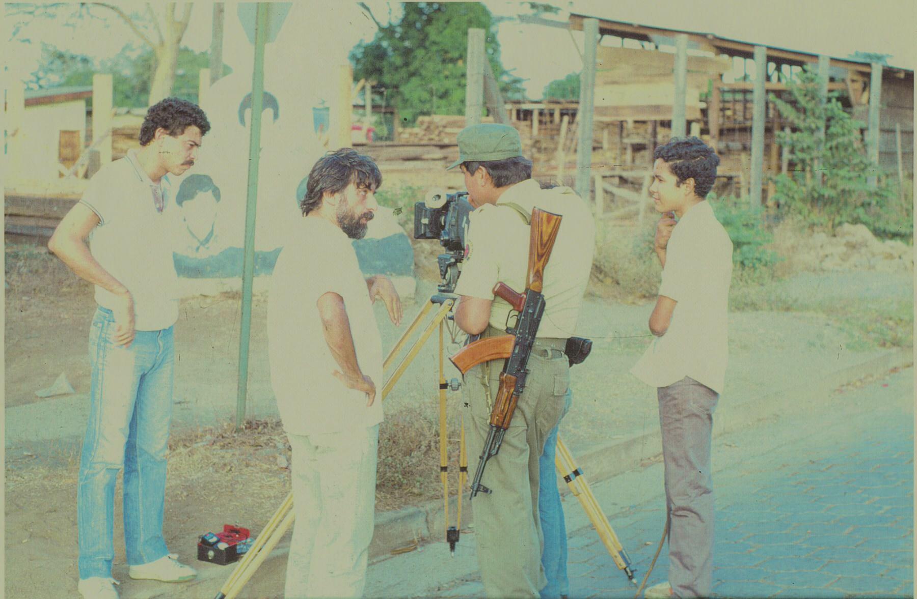Close-ups on Revolution: the Nicaraguan Films of Marc Karlin