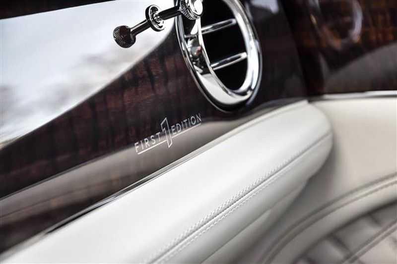 Bentley Bentayga V8 FIRST EDITION MULLINER+22INCH+NAIM+HEADUP afbeelding 21