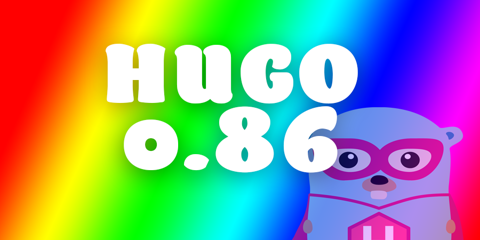 Featured Image for Hugo 0.86.0: Cascade in Config
