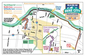 DCM Course Map