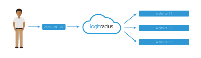 Loginradius-web-sso