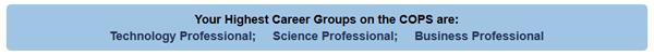 Highest Career Group
