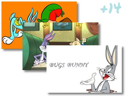 Bugs Bunny theme pack