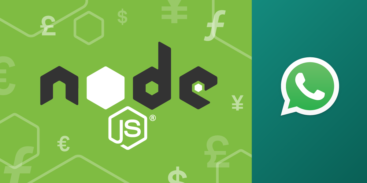 Build a WhatsApp Currency Conversion Bot With Node.js