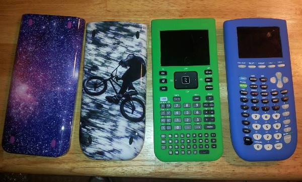 Guerrilla calculator accessories