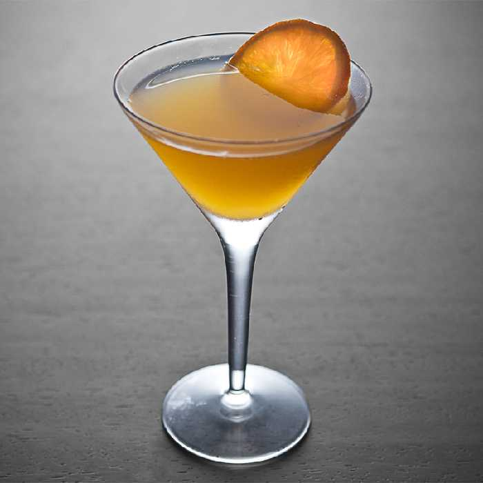 50/50 Cocktail