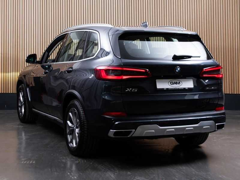 BMW X5 xDrive45e PRIJS INCL. BTW, PANO, HUD, AUDIO, X-LINE afbeelding 6