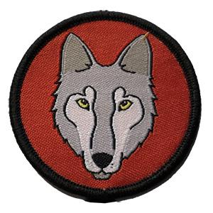 Ulvemærket spejdermærke
