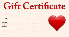 Gift Certificate Template Valentines 06
