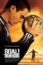 cover Goal! The Dream Begins