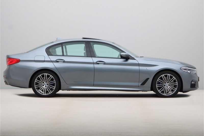 BMW 5 Serie 540d xDrive High Executive afbeelding 3